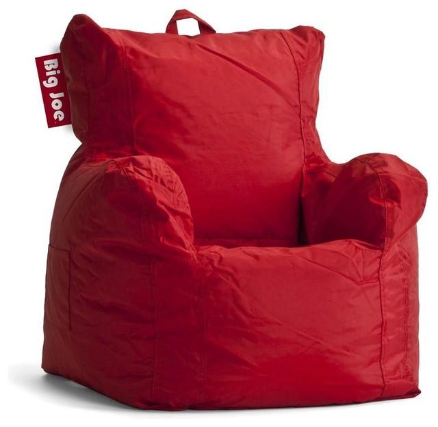 High Quality Big Joe Cuddle Chair, SmartMax Contemporary Bean Bag Chairs