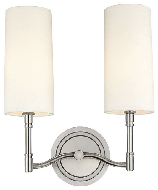 Dillon 1-Light Wall Sconce, Aged Brass - Transitional - Wall Sconces - by Lighting New York