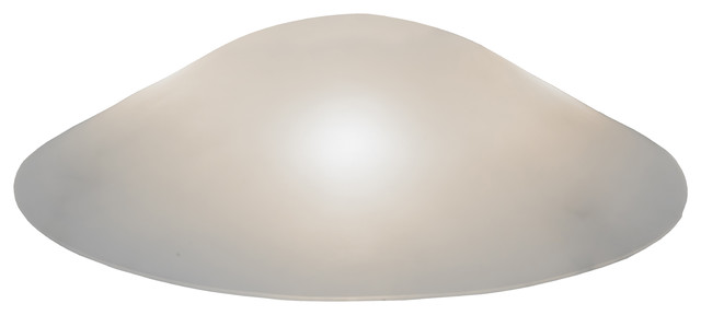 """"""" metro fusion frosted glass cone shade  lamp shades  by meyda, Lighting ideas"""