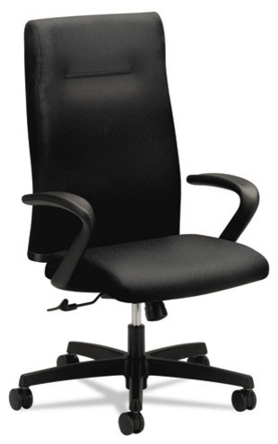 Merveilleux Hon Ignition Series Executive High Back Chair, Black Fabric Upholstery    Contemporary   Office Chairs   By BisonOffice