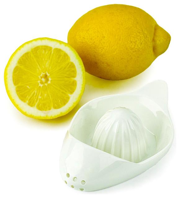Porcelain Citrus Juicer.