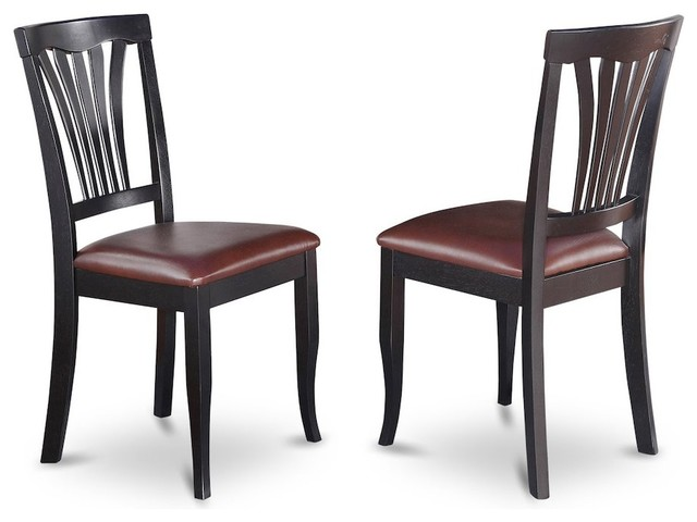 Dining Room Chairs With Leather Seats