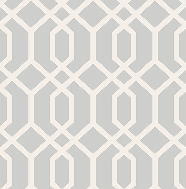Moroccan Print Wallpaper Houzz