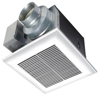Panasonic bath ventilation fan fv 08vq5 contemporary - Home depot panasonic bathroom fan ...