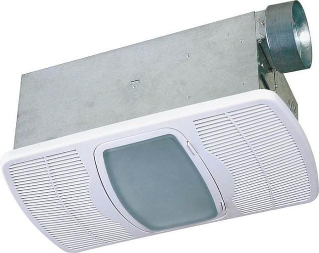 AIR KING AMERICA Fan Bathroom Combo 70CFM 5 Sones Heater