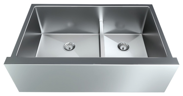 A Front Single Bowl Undermount Sink