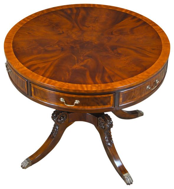 Mahogany Center Table.