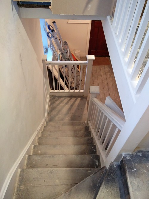Suggestions For Installing New Staircase