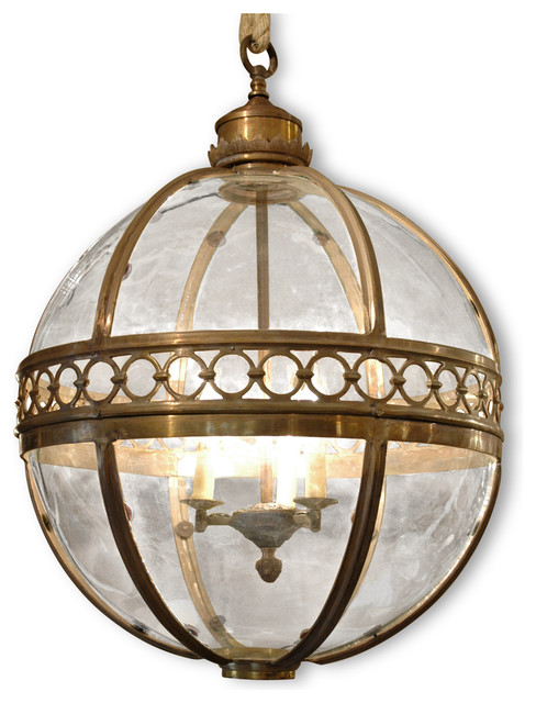 kathy kuo home jordan global bazaar round antique brass pendant 1 light lantern 16 5 inch. Black Bedroom Furniture Sets. Home Design Ideas