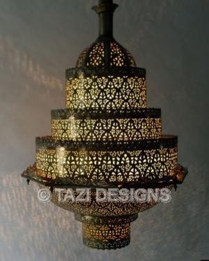 Hi, i am from Malaysia and i interested in your Moroccan Chandelier ...
