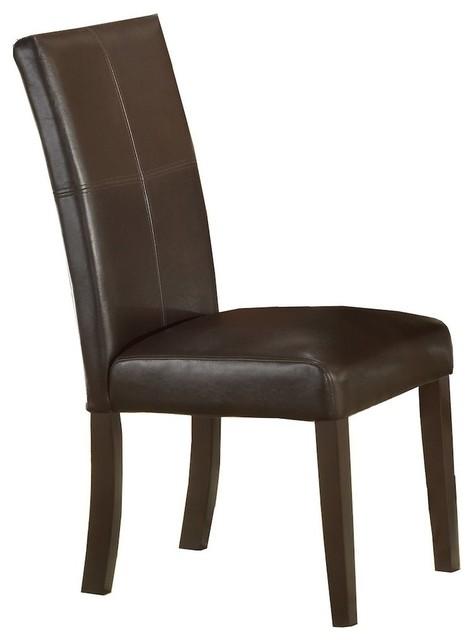 Monaco Side Parson Chair, Set Of 2.