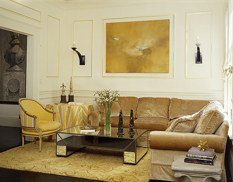 Jerry Jacobs Design: Portfolio: Paris in San Francisco traditional living room