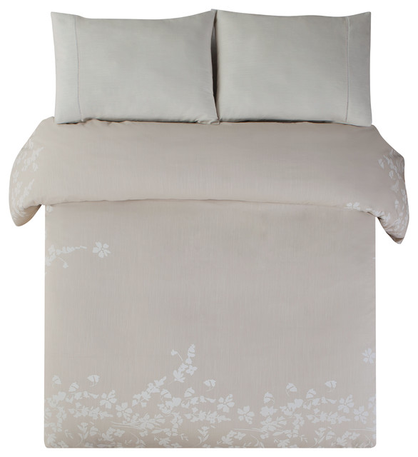 Kensie Laramie Comforter Farmhouse Comforters And