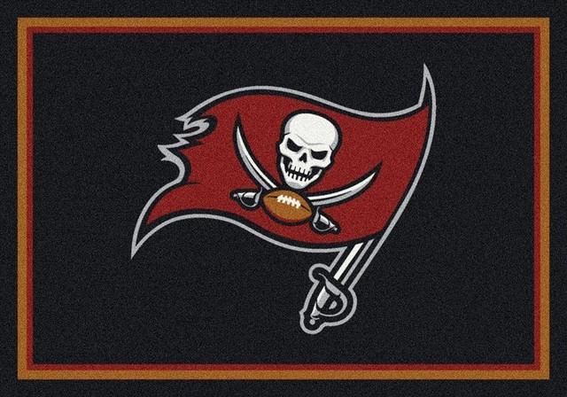 245bda2f Tampa Bay Buccaneers NFL Team Spirit Rug