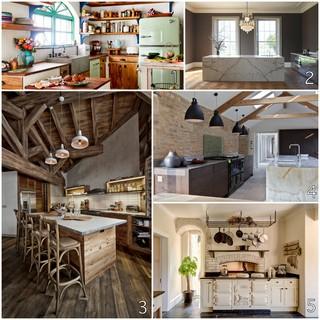 Sondaggio 5 cucine ispirate a 5 film famosi quale vi - Interior designer famosi ...