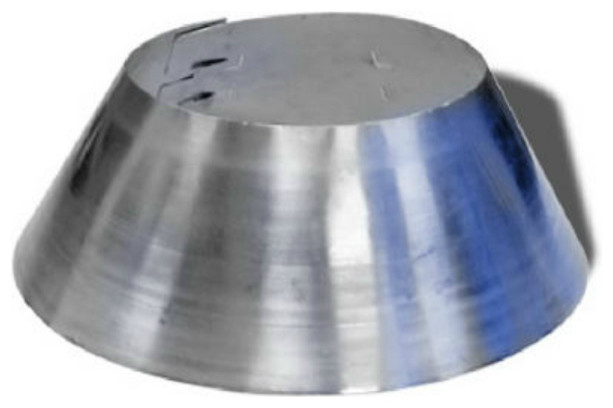 Duravent 6dt F12l Duratech Large Base Adjustable Roof Flashing 7 12 12 12 Tools Home Improvement Building Supplies