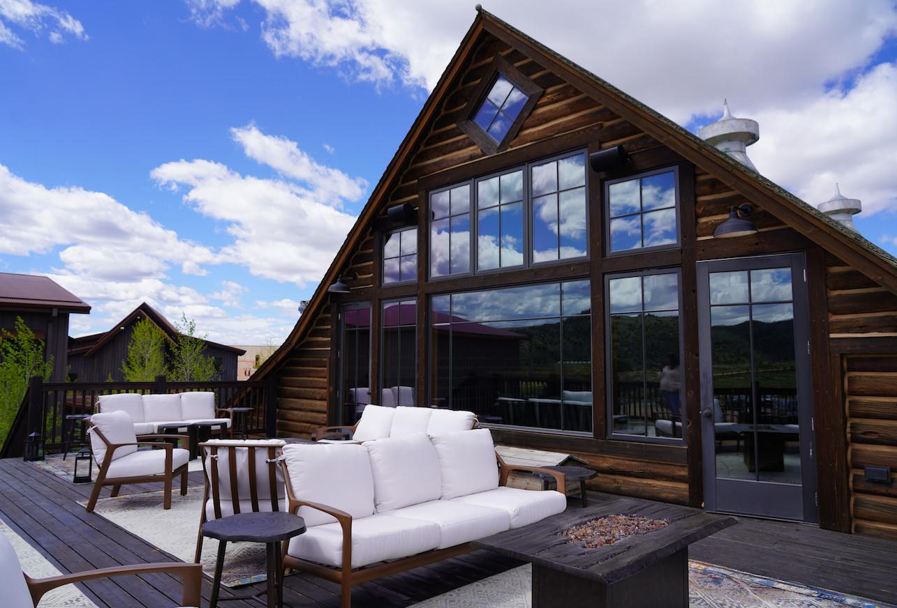 Outdoor Oasis Wyoming