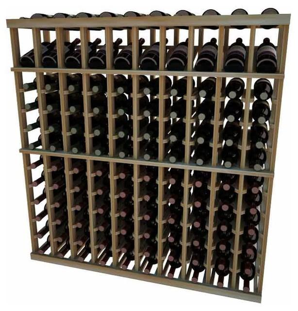 Murphy Wine Rack, Redwood.