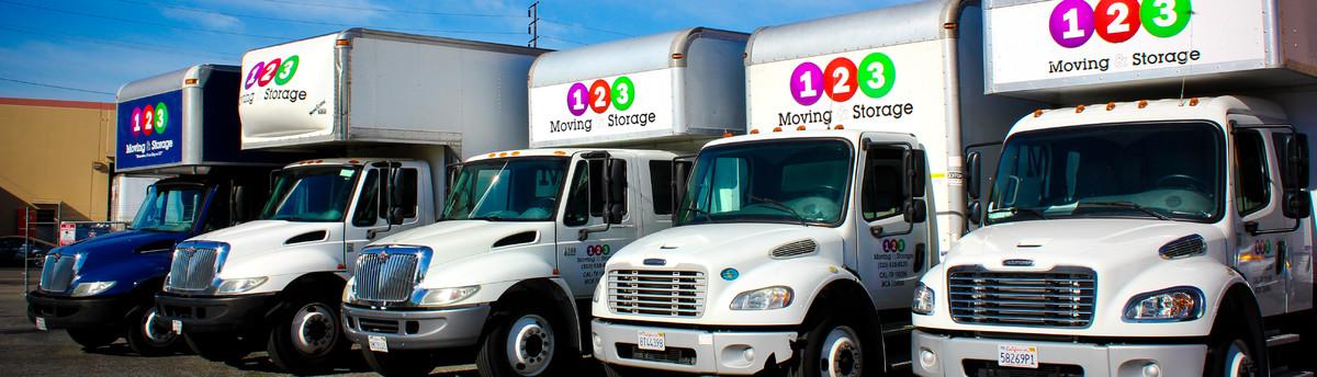 123 Moving U0026 Storage   Los Angeles, CA, US