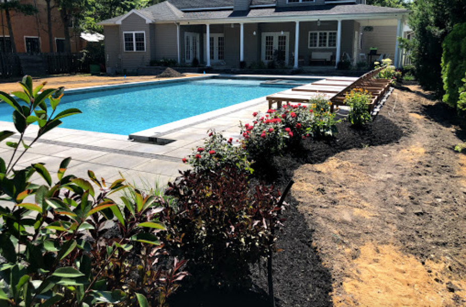 Outdoor Pool Project