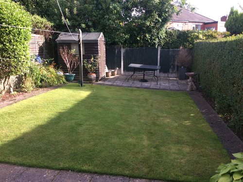 Help with Garden Design Please