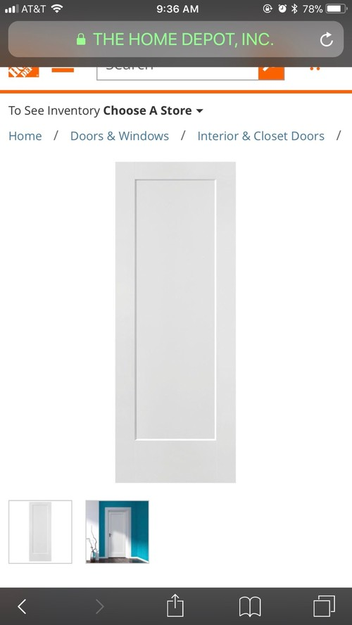 sc 1 st  Houzz & Solid Core Doors BMC vs. Home Depot?