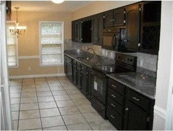 Black Or Stainless In Kitchen