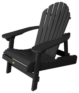 Rochester Folding And Reclining Adirondack Chair   Transitional   Adirondack  Chairs   By Highwood