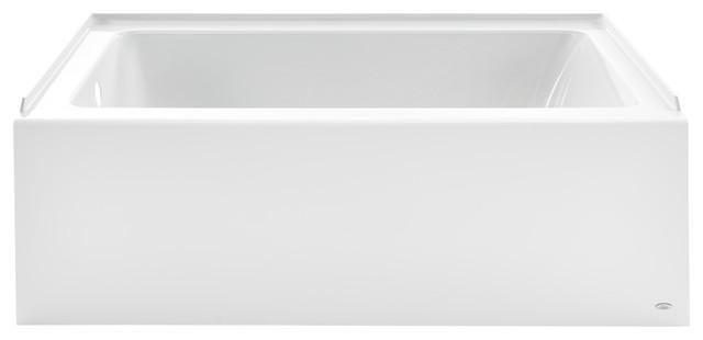 American Standard Studio Acrylic Tub 60 X30 Arctic White