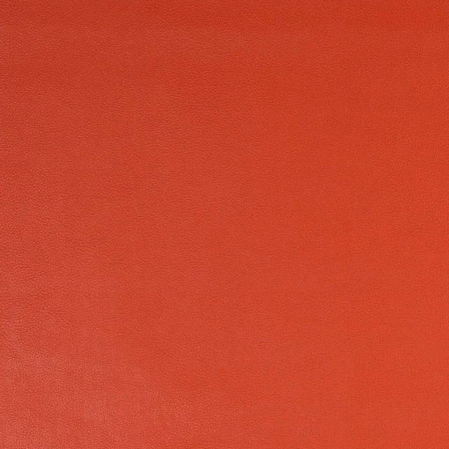 Salmon Leather Look Upholstery Polyurethane By The Yard
