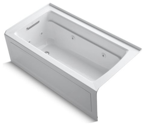 Archer Alcove Whirlpool Tub 60 Quot X32 Quot Contemporary