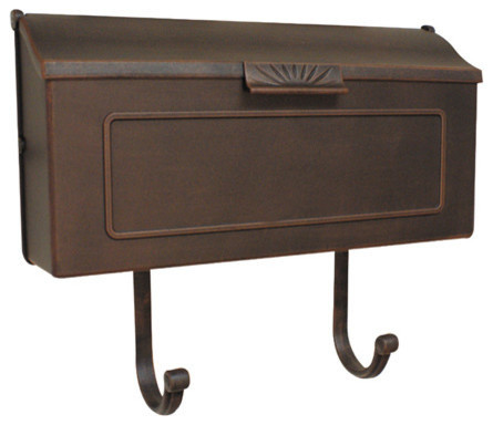 Horizon Horizontal Mailbox Transitional Mailboxes By