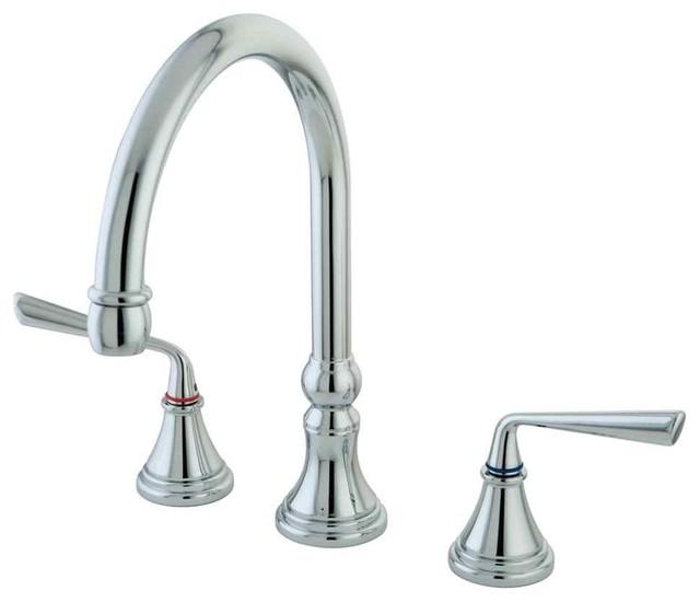 Classic Deck Mount Kitchen Faucet