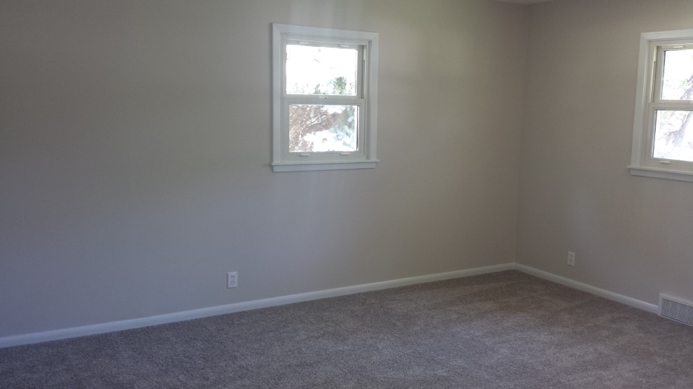 Before of remodeled bedroom