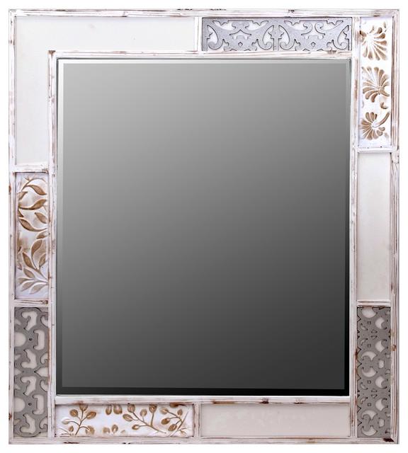 """Casablanca Wall Mirror, 32""""x36""""."""