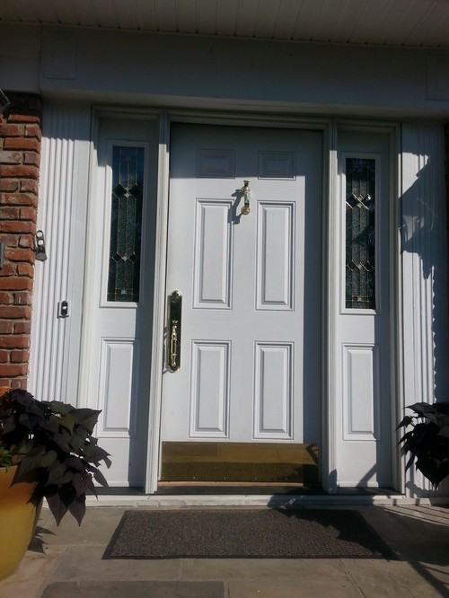 what color should i paint my front doorHelp What color should I paint my front door
