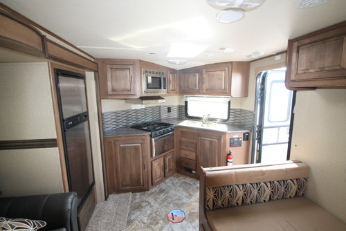 I have a 2014 travel trailer which i would like to brighten Travel trailer decorating ideas