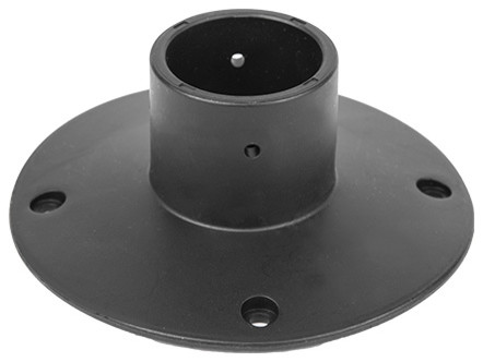 Concrete Pour Kit For 1 Indicator Light Black Inground And Well