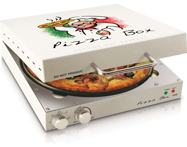 "12"" Pizza Box Oven"