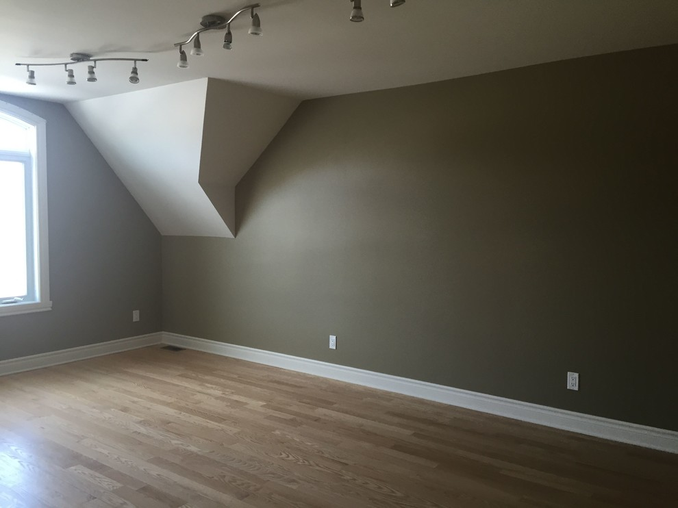 Brossard Family Home - Vacant Home Staging