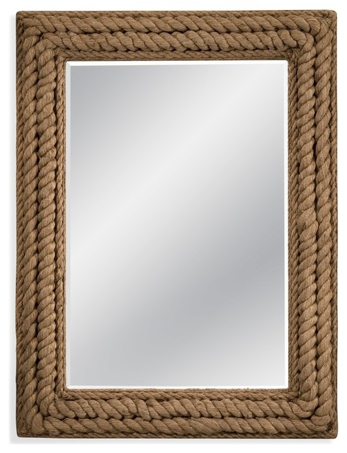 """Oliver Wall Mirror, 37""""x49""""."""