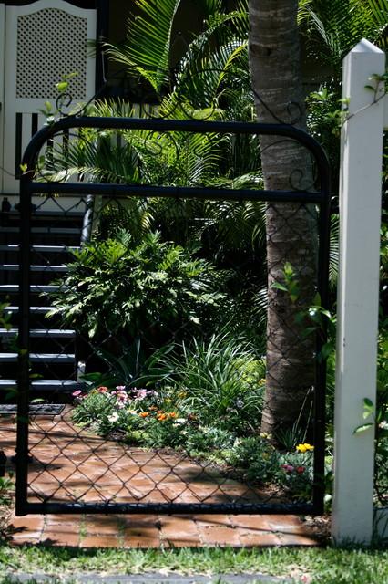 Eclectic home design in Brisbane.