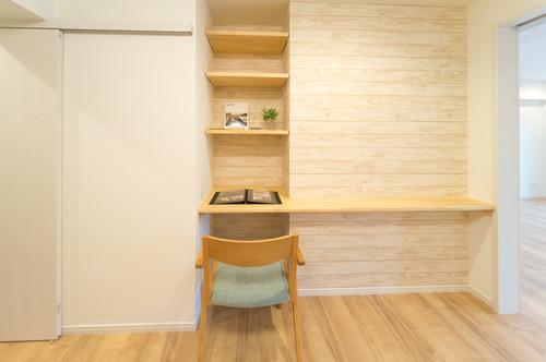 温かみのあるデザインに仕上がった賃貸アパート