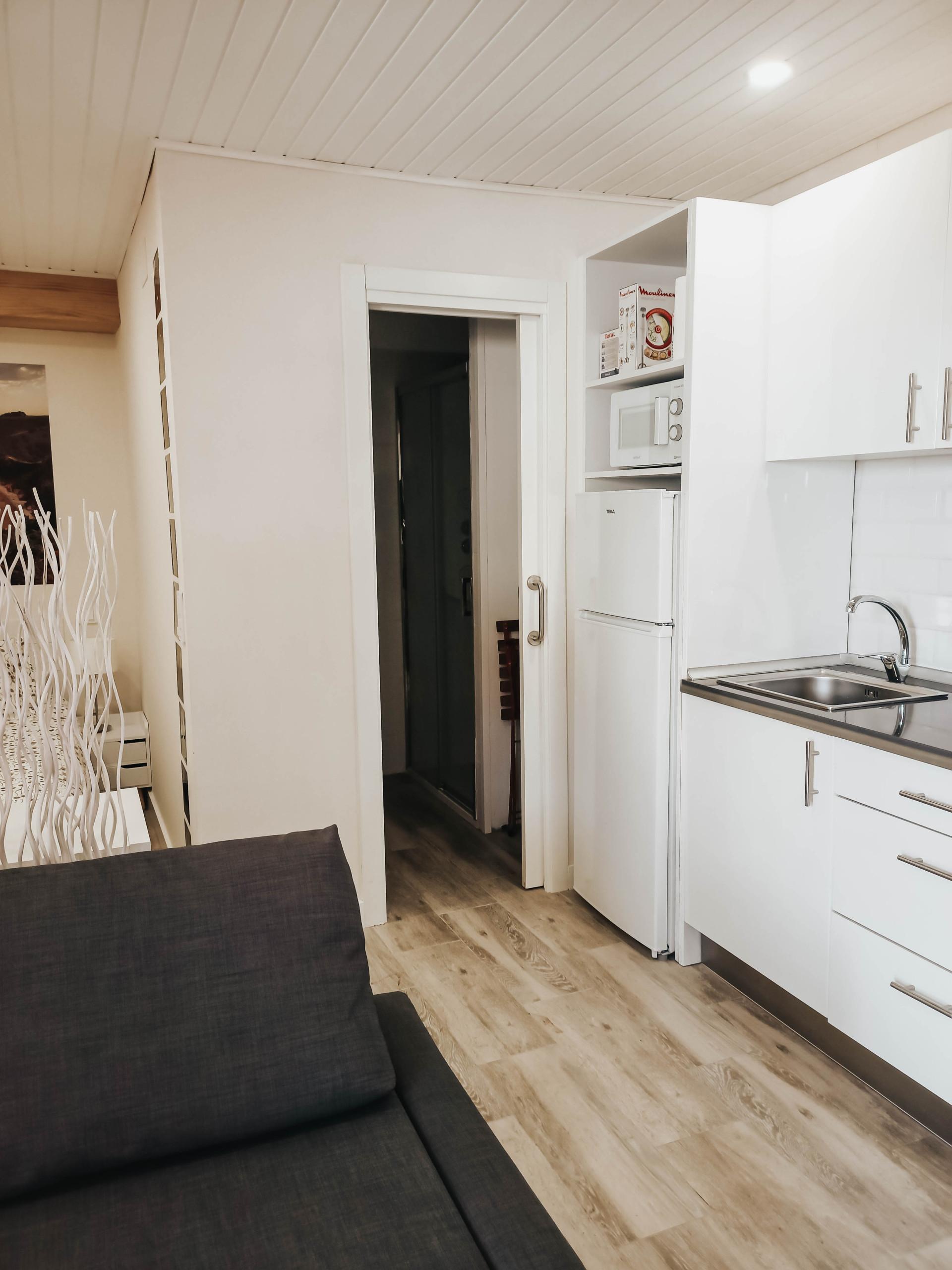 Dos apartamentos en Cudillero