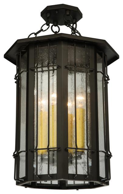 16 West Albany 4 Light Pendant