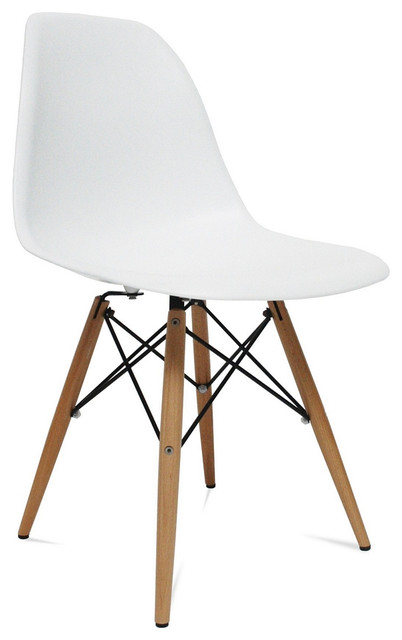 fmi woodleg dining side chair white dining chairs