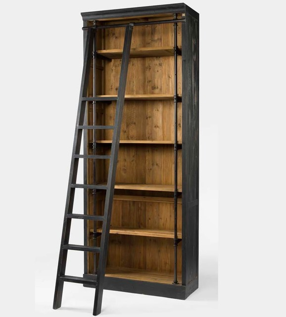 Reclaimed Wood Furniture Rustic Bookcases New York