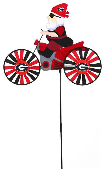 Evergreen Enterprises Ncaa Motorcycle Riding Garden Gnome