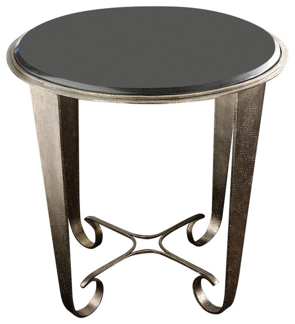 Quad Loop Table Transitional Side Tables And End Tables