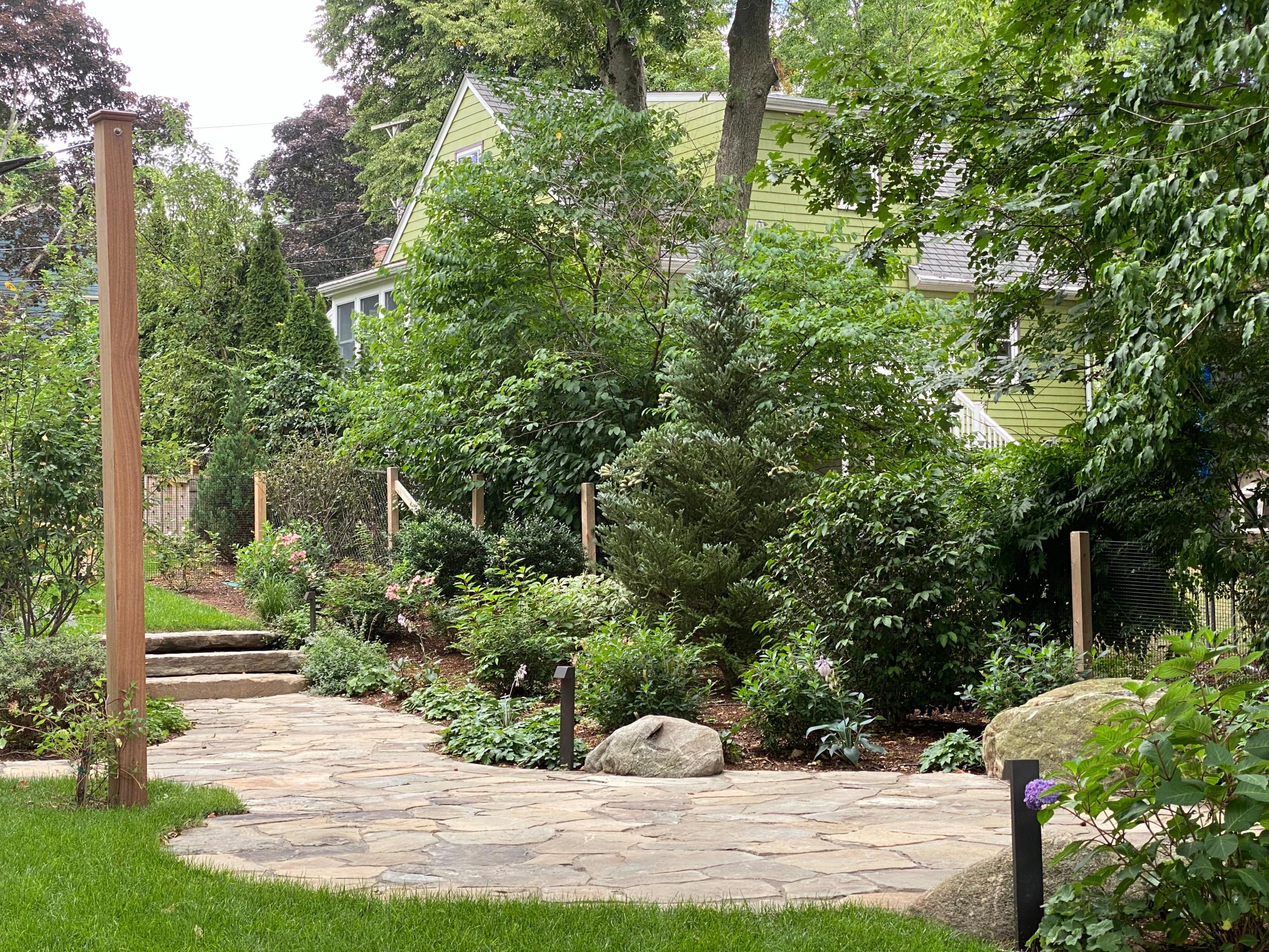 Family Garden - in Construction